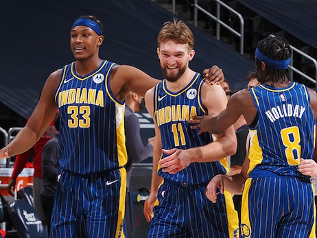 Pacers Open Second Half of 2020-21 Season at Los Angeles