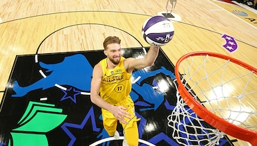 Sabonis Wins Skills Challenge in Second All-Star Appearance