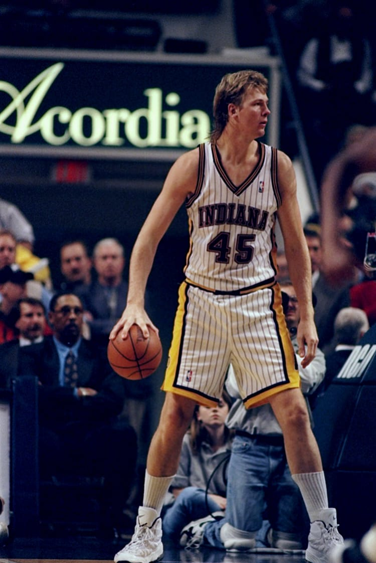 Happy Birthday Rik Smits