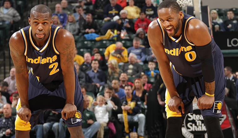 Pacers to Wear Flo-Jo's For Regular Season Finale