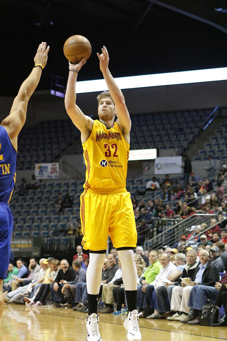 Notable Mad Ants Pacers Players Indiana Pacers