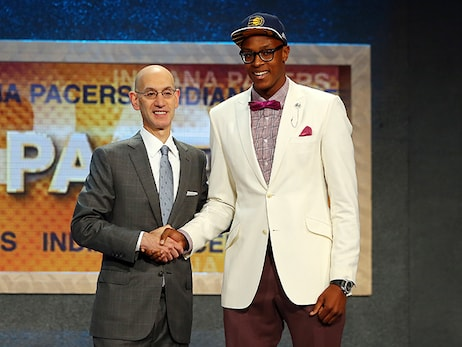 2015 Draft: Pacers Pick Myles Turner