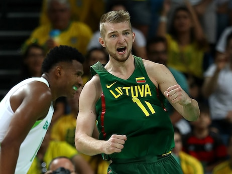 Sabonis Headed to Asia with Lithuanian National Team