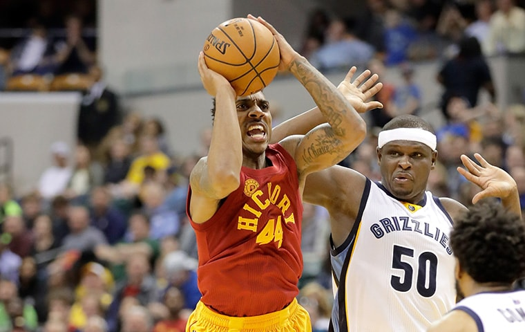 Game Rewind: Pacers 102 Grizzlies 92