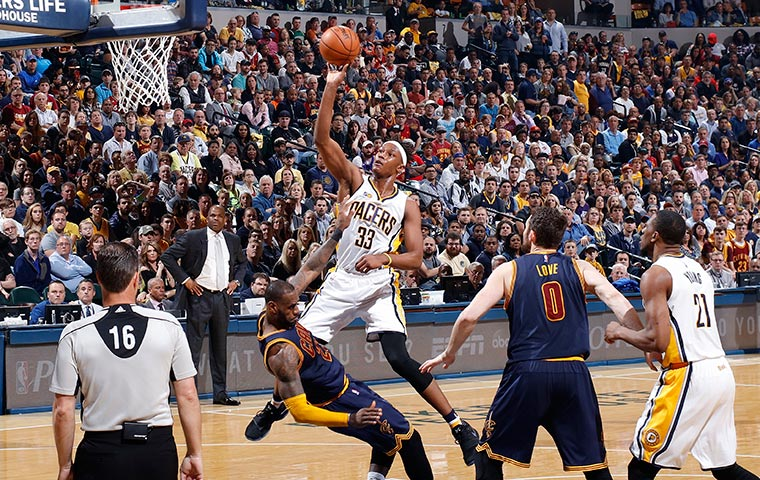 First Round Exit Leaves Pacers So Close but Yet So Far