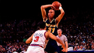 """I Almost Fell Over"": An Oral History of Reggie Miller's 8 Points in 9 Seconds"