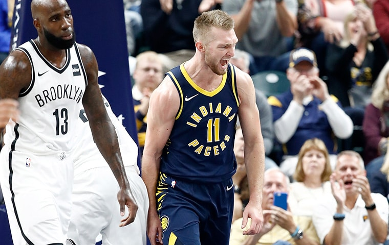 Hyped-Up Pacers Downplay the Hype