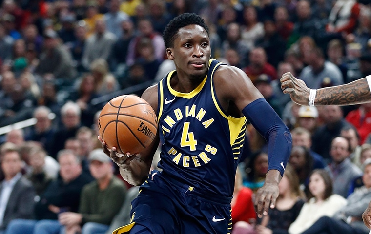 Oladipo's Star Continues to Rise