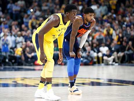 Victor Oladipo, Paul George
