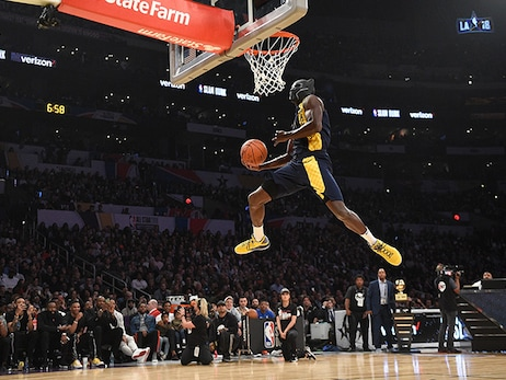 2018 All-Star Saturday: Oladipo Steps into Spotlight, Represents Pacers in Dunk Contest
