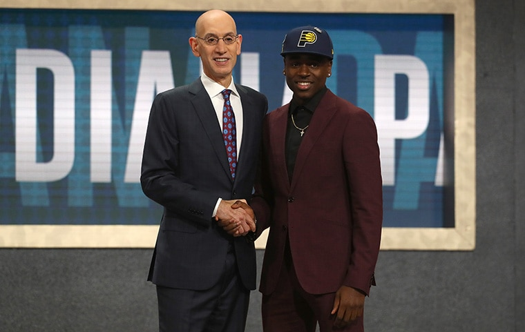 Pacers Take Aaron Holiday Alize Johnson in 2018 NBA Draft