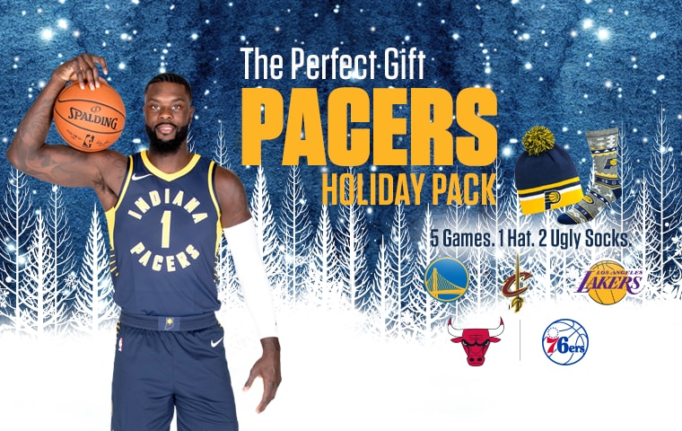 2017-18 Holiday 5-Game Pack
