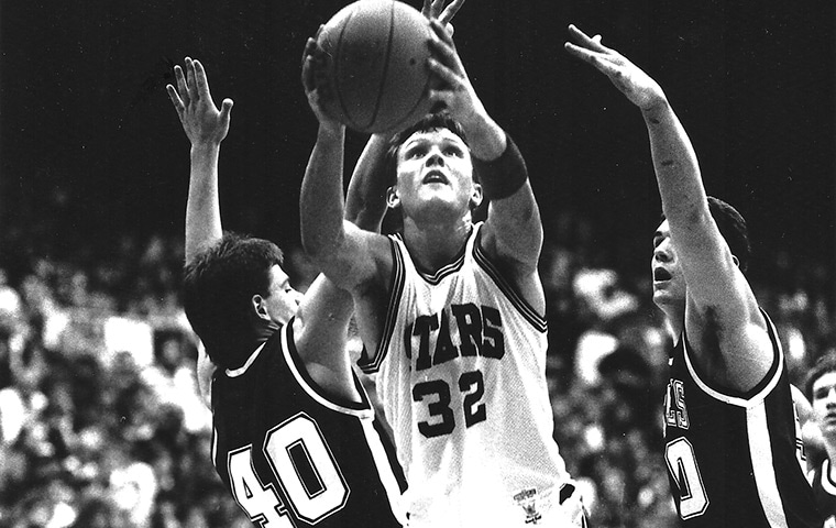 Above All Else, Damon Bailey Was a Winner   Indiana Pacers