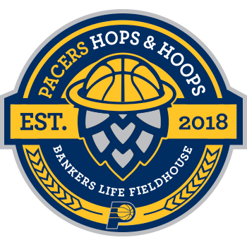 Pacers Hops and Hoops Event