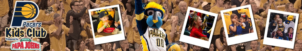 Pacers Kids Club