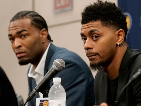 Jeremy Lamb & T.J. Warren Introductory Press Conference