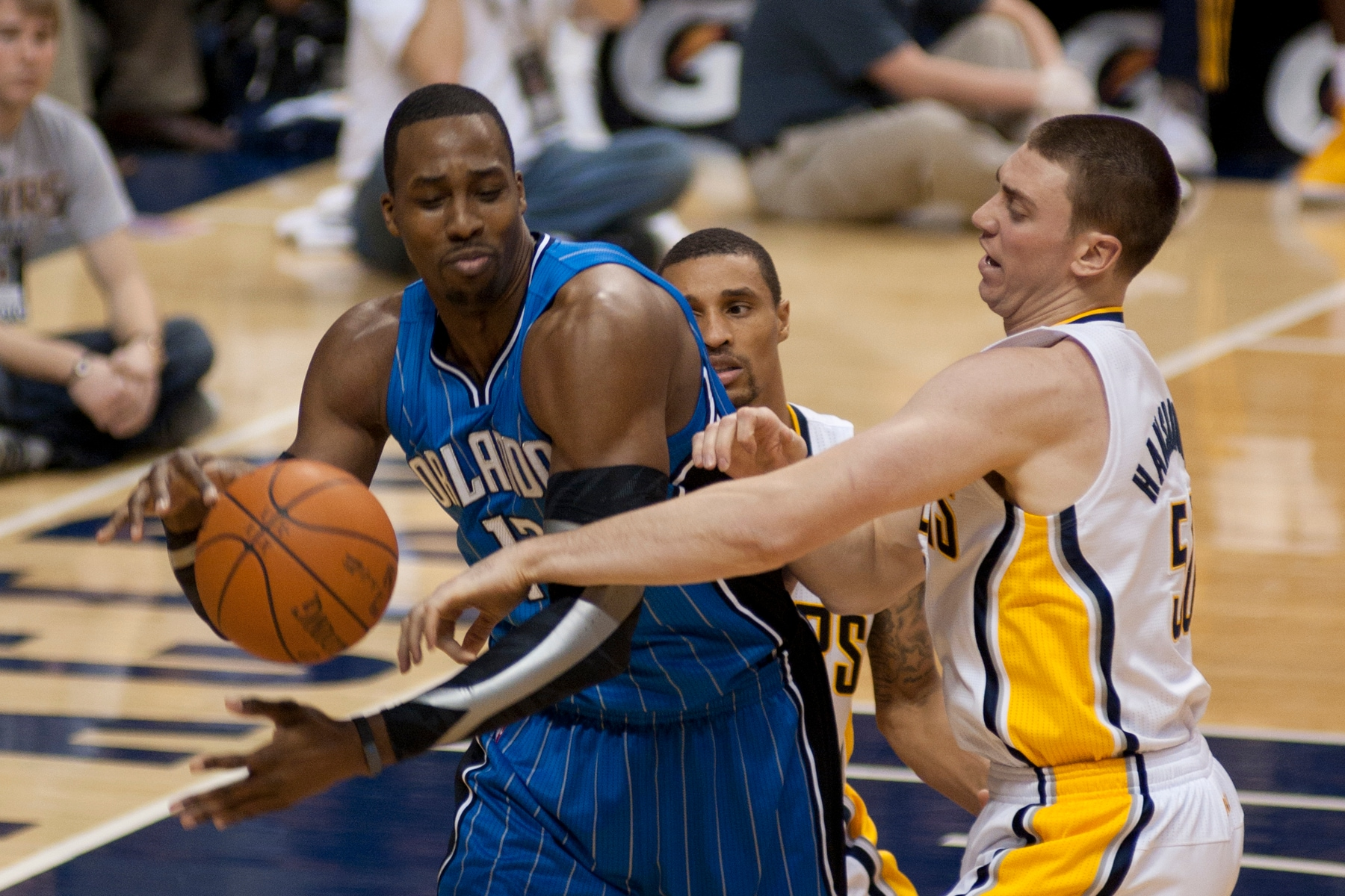 273674e93ea9 Forward Tyler Hansbrough was a key member of the bench this year