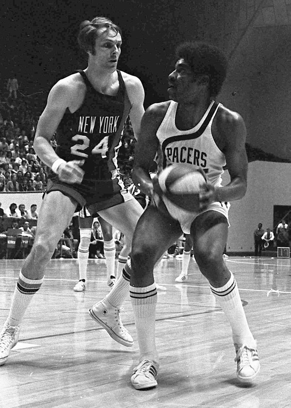Pacers' ABA legends | Indiana Pacers