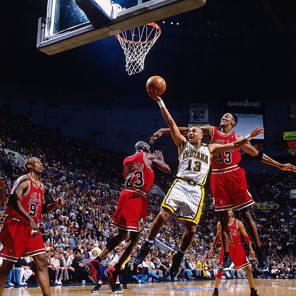 Eastern Conference Finals 1998 NBA
