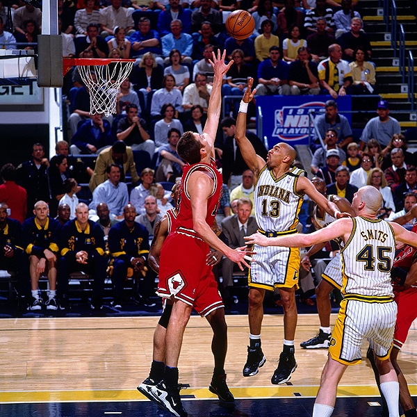 Eastern Conference Finals 1998 NBA Playoffs | Indiana Pacers