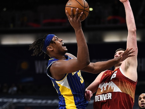 Game Rewind: Pacers 103, Nuggets 113