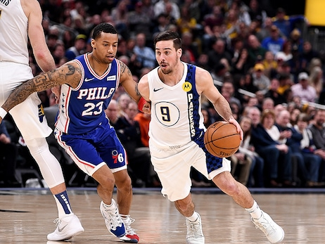 Flashback: Pacers 115, 76ers 97 (Dec. 31, 2019)