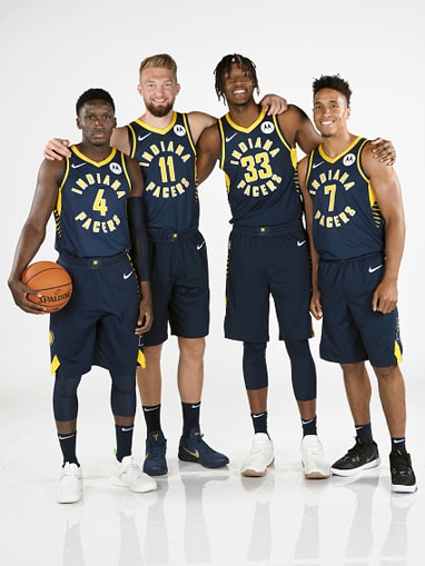 Pacers Players