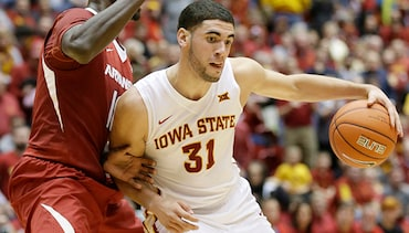 Photos: Niang's Career at Iowa State