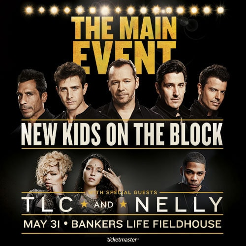 New Kids on the Block - Tickets