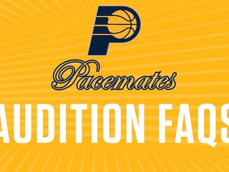 Pacemates Auditions FAQs