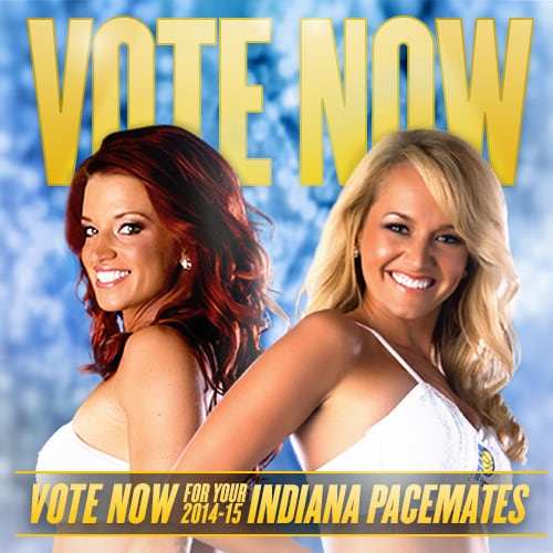 Vote For Your 2014-15 Pacemates