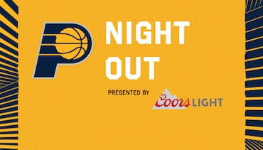 Pacers Night Out presented by Coors Light