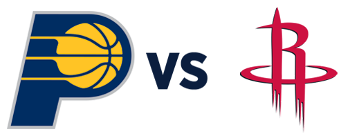 Indiana Pacers vs. Houston Rockets