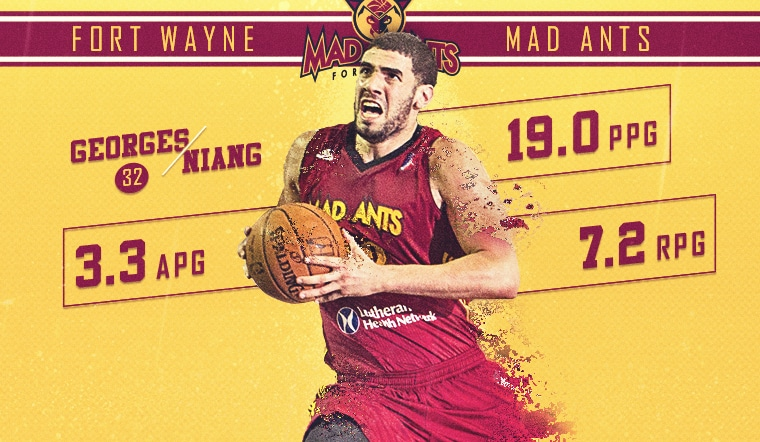 Reviewing Niang's Rookie Season