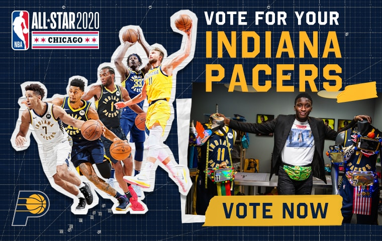 All-Star Voting Central 2020 | Indiana Pacers