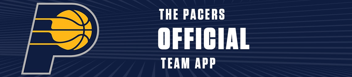 Pacers App Download Page