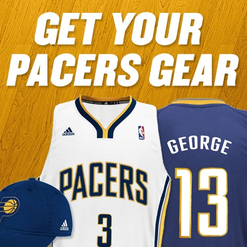 Shop For Pacers Gear