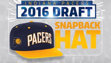 Pacers 2016 Draft Hat Now On Sale