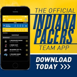 Download Official Pacers Mobile App