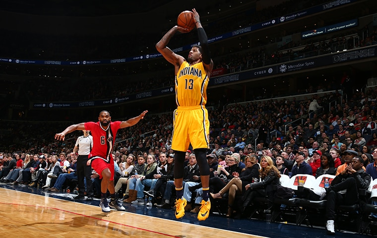 Player Review 2016: Paul George | Indiana Pacers