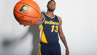 First Look Gallery: Pacers Flo-Jo Jersey