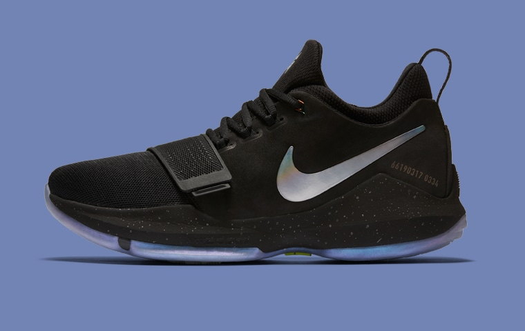 PG1 Shoe to Feature Unique Sequential Number