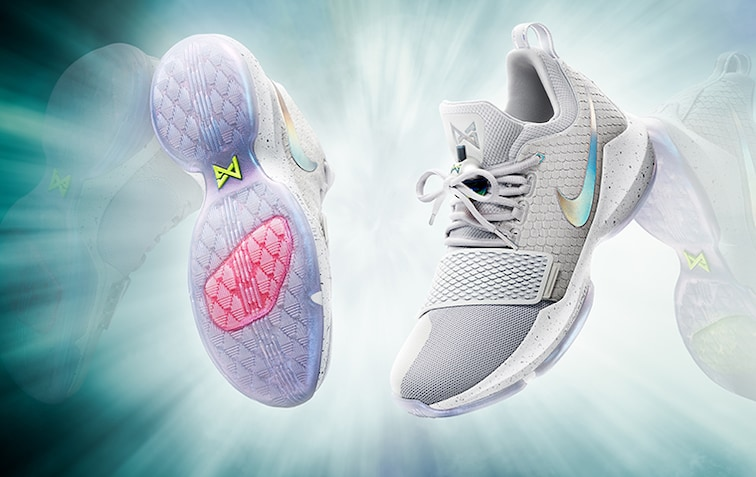 online store ae34b cc891 Nike Reveals Paul George's First Signature Shoe | Indiana Pacers
