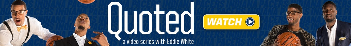 Quoted: A Video Series with Eddie White