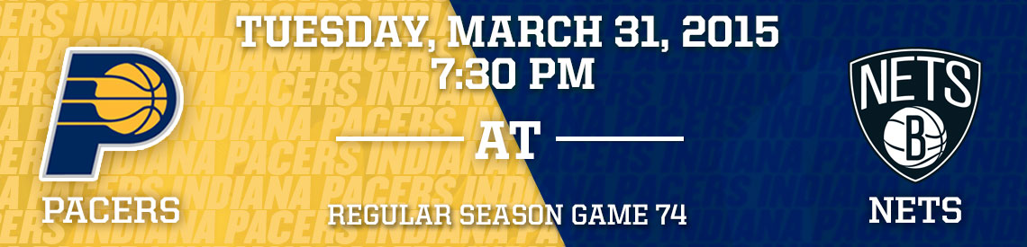Pacers vs Nets