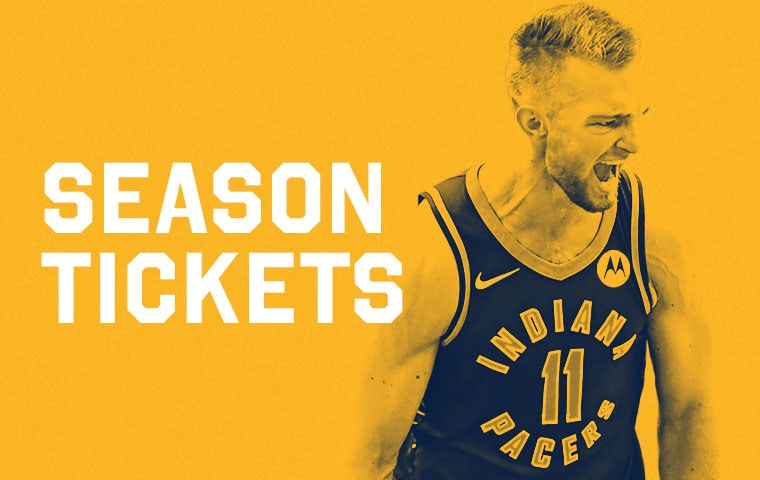 2018-19 Season Tickets - Register Today