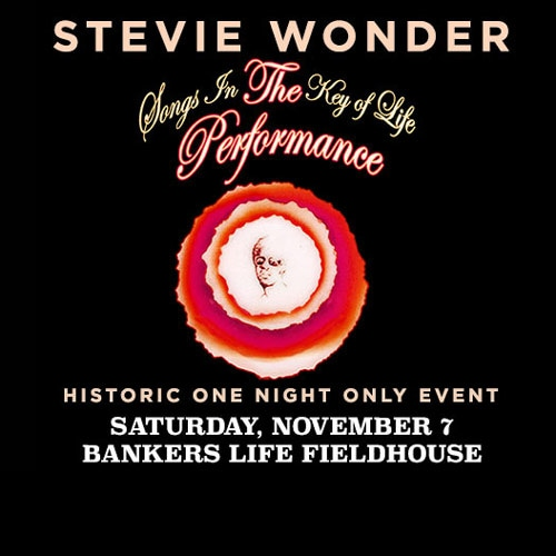 Stevie Wonder - Tickets