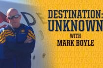 Destination Unknown - Pacers Blog with  Mark Boyle