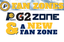 G2 Zone and a NEW Fan Zone