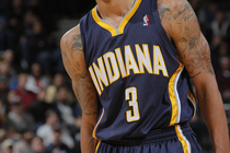 George Hill 2012-2013 Photo Gallery - 5